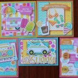 MC&S Card Kit – Doodlebug – Sweet Summer Kit 3
