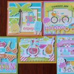 MC&S Card Kit – Doodlebug – Sweet Summer Kit 4