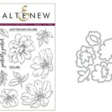 Altenew – Perfectly Perfect (stamp & die bundle)