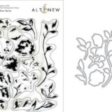 Altenew – Rose Spray (stamp & die bundle)