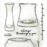 Altenew – Versatile Vases stamp set