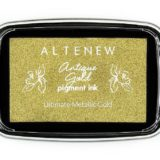 Altenew – Antique Gold Pigment Ink Pad – out of stock