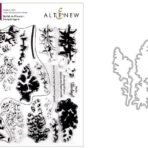 Altenew – Build A Flower: Snapdragon (stamp & die set)