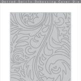 Altenew – Dotted Swirls Debossing Cover Die