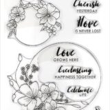 Altenew – Everlasting Happiness stamp set – out of stock