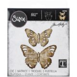 Sizzix Die – 664166 Tattered Butterfly
