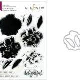 Altenew – Build A Flower: Camelia Japonica
