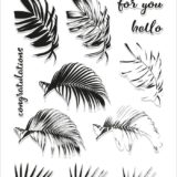 Altenew – Wild Fern (stamp set) – out of stock