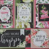 Carta Bella – Botanical Garden – Kit 4