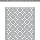 Altenew – Circle Quilt Cover die