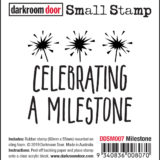 Darkroom Door – DDSM007 – Milestone Small Stamp