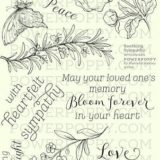 Power Poppy – Soothing Sympathy stamp set