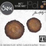 Tim Holtz/Sizzix – 664232 – Mini Tree Rings die
