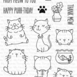 My Favorite Things – Cool Cat stamp set