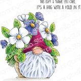 Stamping Bella – EB800 – Flowery Gnome – out of stock