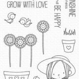 My Favorite Things – Sunflower Sweetheart (stamp & die set)