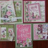 MC&S Card Kit – Graphic 45 Bloom – Kit 2