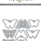 Altenew – Mix & Match Mariposa die set