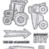 Photo Play – Little Builder stamp (LIB9739)