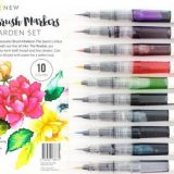Altenew – Watercolour Brush Markers (10) – Spring Garden – out of stock