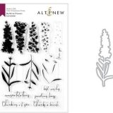 Altenew – Build A Flower: Lavender (stamp & die set)