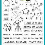Lawn Fawn – 2241 Super Star (stamp set)