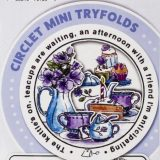 Art Impressions – AI5275 Tea Circle Tryfold (stamp & die)
