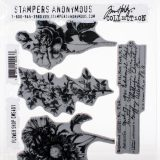 Tim Holtz CMS401 Flower Shop – out of stock