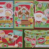 MC&S Card Kit – Christmas Magic – Kit 1