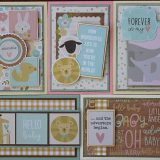 MC&S Card Kit – Simple Stories – Oh, Baby! – Kit 6