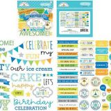 Doodlebug – Party Time – Chit Chat (OE6659)