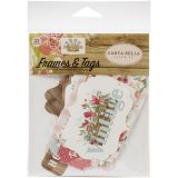 Carta Bella – Farmhouse Market – CBF113025 Frames & Tags