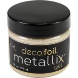 Deco Foil Metallix Gel – Champagne Mist 2oz – out of stock