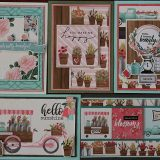 MC&S Card Kit – Flower Market – Kit 1