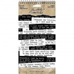 Tim Holtz – Snarky – Idea-Ology Big Talk Stickers Tablet