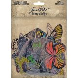 Tim Holtz / Ideaology TH93785 Transparent Wings