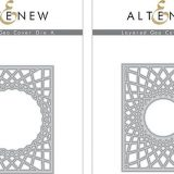 Altenew – Layered Geo Cover Die A&B – out of stock