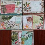 MC&S Card Kit – Simple Stories – Vintage Coastal Kit 1