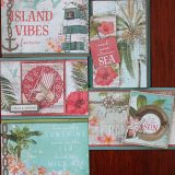 MC&S Card Kit – Simple Stories – Vintage Coastal Kit 2