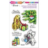Stampendous SSC2017 Furry Christmas
