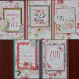 MC&S Card Kit – Carta Bella – Flora No 3 – Kit 3