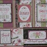 MC&S Card Kit – Carta Bella – Flora No 3 – Kit 4