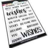 Catherine Pooler – All Around Wishes Sentiments stamp