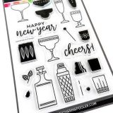 Catherine Pooler – Cocktail Party stamp set
