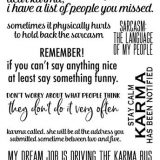 Picket Fence – S184 Driving The Karma Bus