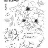 Altenew – Fairy Tale Florals (stamp & die set) – out of stock
