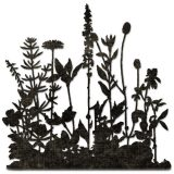 Sizzix / Tim Holtz – 665369 Flower Field die set – out of stock