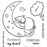 Altenew – Dreamy Cat (stamp & die set) – out of stock
