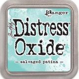 Distress Oxide Ink Pad – Salvaged Patina – out of stock