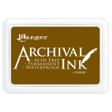 Archival Ink Pad – Coffee
